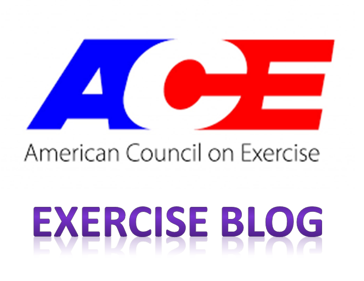 ace american council on exercise exercise blog