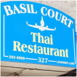 basil court thai restaurant