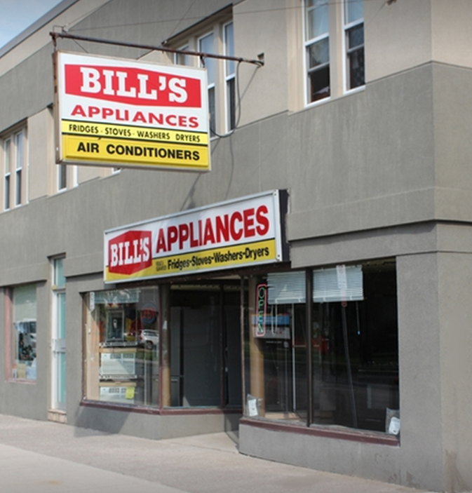 bill appliance repair