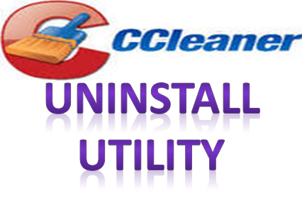 uninstall and clean utility