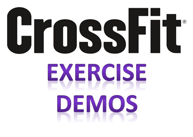 crossfit exercise demos