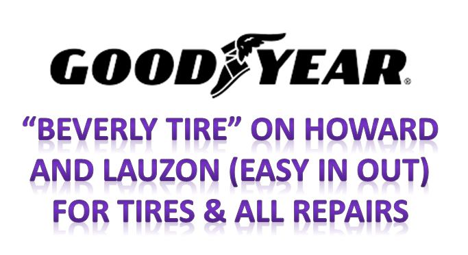 beverly goodyear tire repair