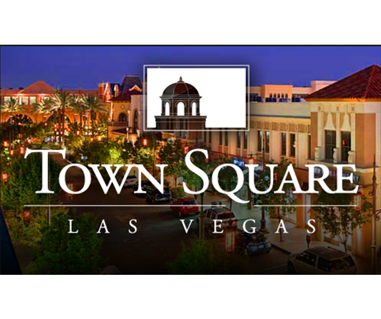 town square outdoor mall