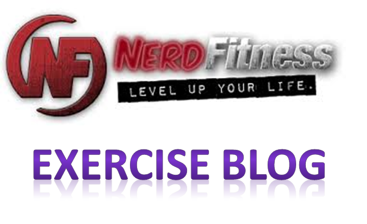 nerd fitness exercise blog