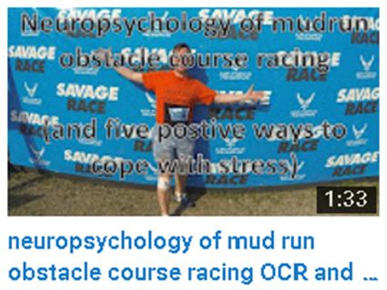 neuropsychology of mud run obstacle course racing
