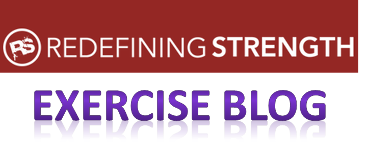 redefining strength exercise blog