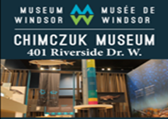 windsor community chimczuk museum